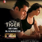 Movie Poster Ek Tha Tiger