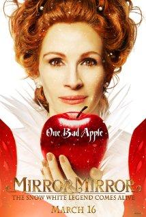 Mirror Mirror movie on DVD rethinks Snow White