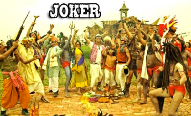 Cast and characters of Joker, a Bollywood film
