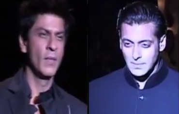 King Khan Versus the King of Hearts Shahrukh
