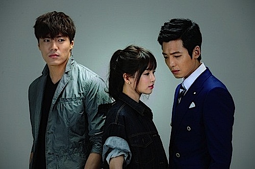 Cast from Cruel City, a 2013 Korean Drama